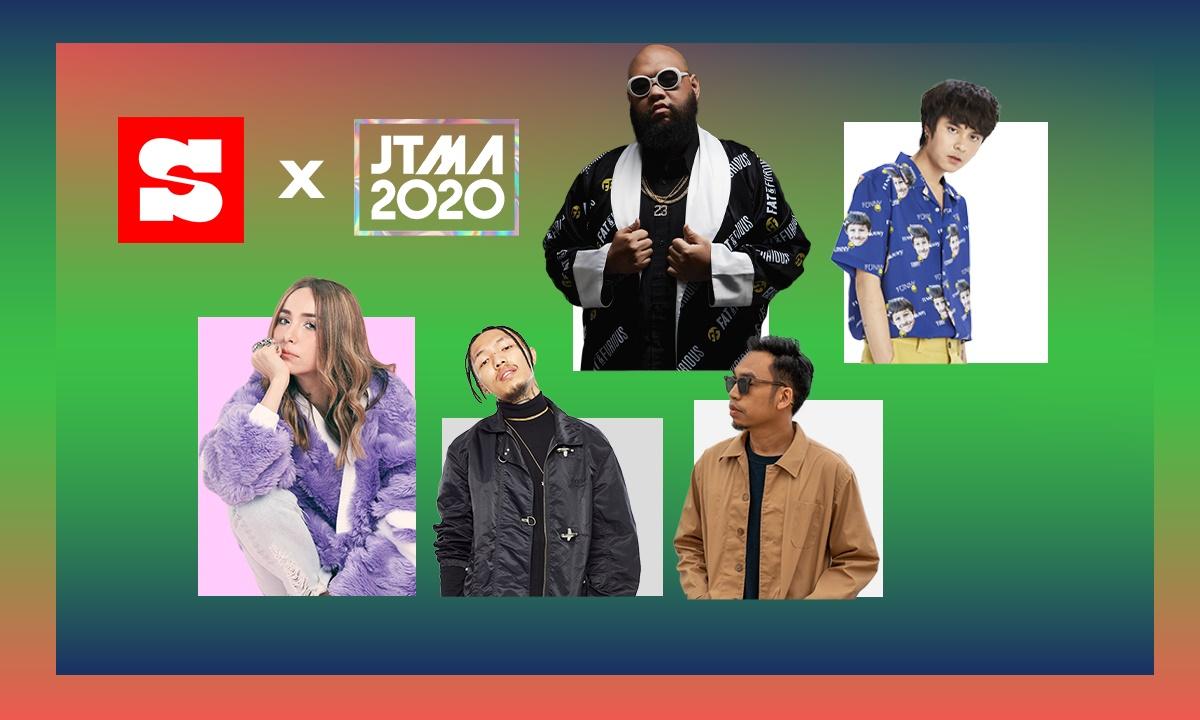"""""""JTMA 2020"""" มาพร้อมสีสันใหม่! """"ฟักกลิ้ง ฮีโร่-แว่นใหญ่"""" ผงาดเข้าชิงรางวัลมากสุด"""