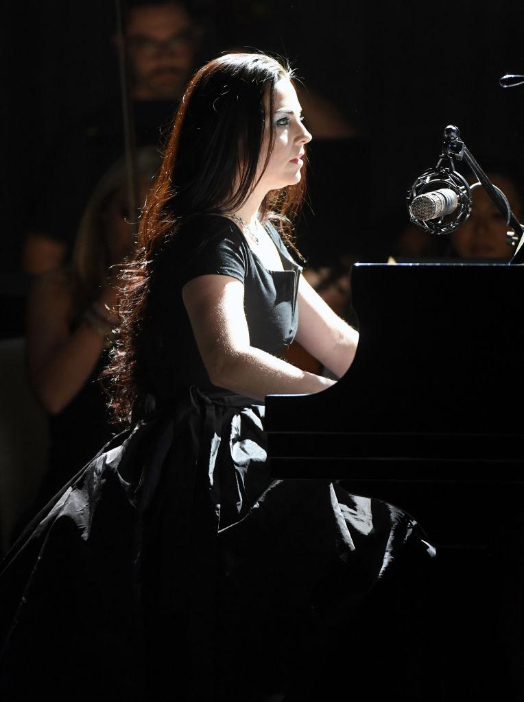 Amy Lee นักร้องนำสาวแห่ง Evanescence