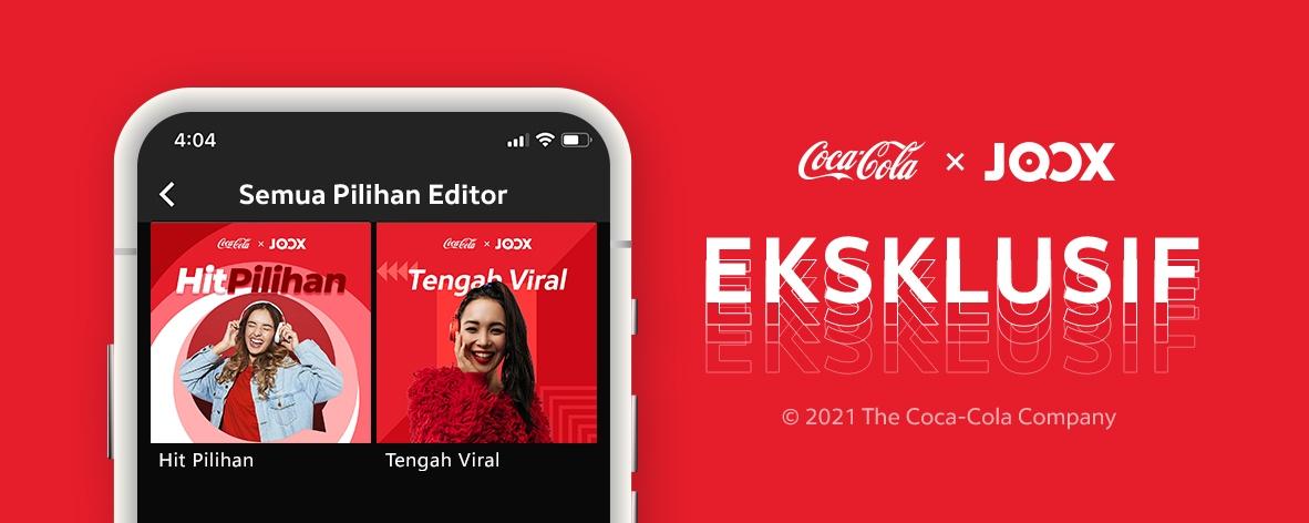 Coca Cola x JOOX Eksklusif Playlist #3 Hit Pilihan #4 Tengah Viral