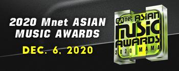MAMA 2020 Mnet ASIAN MUSIC AWARDS on JOOX