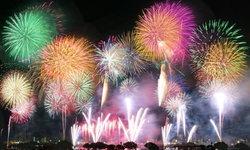 """65 ปีแห่งความทรงจำ! """"เทศกาลดอกไม้ไฟคิชิวาดะ"""" กำลังจะกลายเป็นตำนาน"""