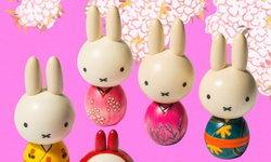 """กระต่ายน้อย Miffy แปลงร่างเป็นตุ๊กตาล้มลุกแบบญี่ปุ่น ที่งาน """"JAPAN SENSES"""""""