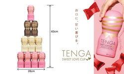 เติมความหวานวันแห่งความรัก กับ TENGA Sweet Love Cup ช็อกโกแลตจากแบรนด์เซ็กส์ทอย