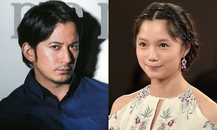 Okada Junichi แห่งวง V6 และนักแสดงสาว Miyazaki Aoi แต่งงานกันแล้ว