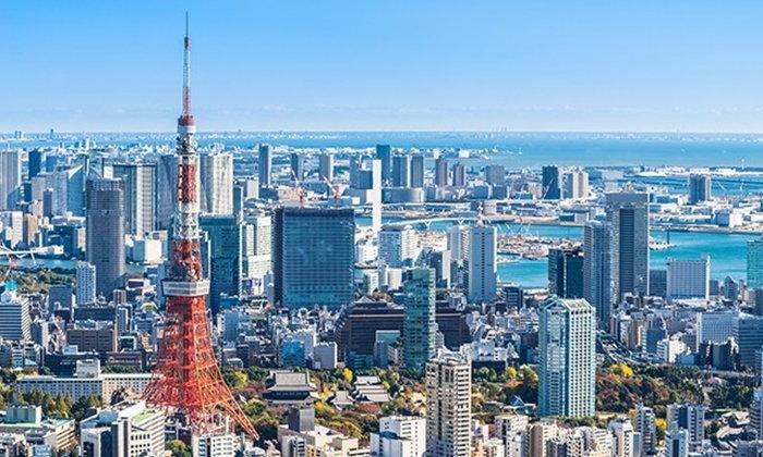 รู้หรือไม่! Tokyo Tower ไม่ได้มีสีแดงแบบที่หลายคนเข้าใจกัน