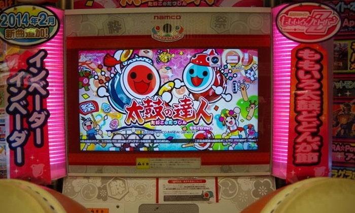 """""""ไทโกะโนะทัตสึจิน"""" เกมตีกลองสุดฮิต สนุกได้ทุกเพศทุกวัย"""
