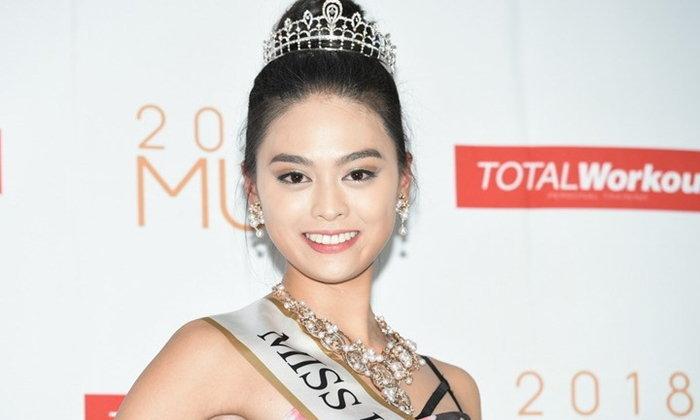 Yuumi Kato สาวสวยวัย 21 ปี คว้าตำแหน่งมิสยูนิเวิร์สเจแปน ประจำปี 2018 ไปครอง