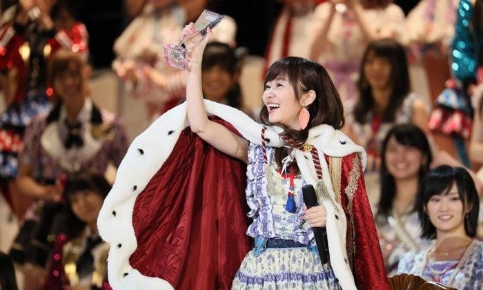 Rino Sashihara ไม่ลงสมัครเลือกตั้งเซ็มบัตสึของ AKB48 หลังคว้าแชมป์มา 3 สมัยติด
