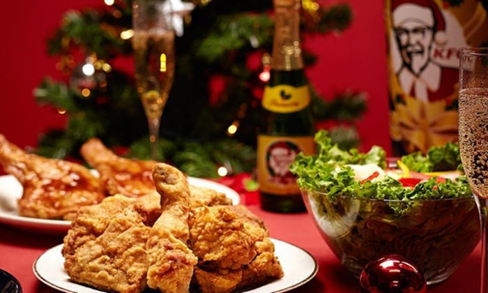 ข้อเท็จจริงเรื่องที่คนญี่ปุ่นนิยมเฉลิมฉลองคริสต์มาสด้วยไก่ทอด KFC