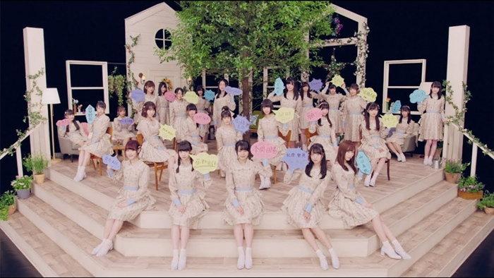 """เปิดหัวใจไปกับมิวสิควิดีโอ """"Nanika ga Iru"""" ของ NGT48"""