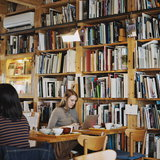 Curl Up with Food and a Good Book in These Book Cafes Around Tokyo