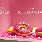 Enjoy the Sweetest Photo Spots at TOKYO ICE CREAM LAND