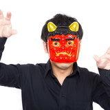 Japanese Custom Setsubun: Kick Out the Devils!