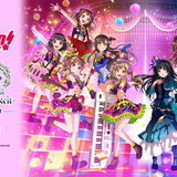 Poppin'Party and Roselia  SOLO LIVE : A Live Broadcast at Movie Theaters in Japan, Hong Kong, Taiwan and Korea!