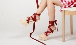 """""""รองเท้าแตะทรงกีบม้า"""" เทรนด์ใหม่แหวกแนวสำหรับสาวๆ ชาวญี่ปุ่น"""