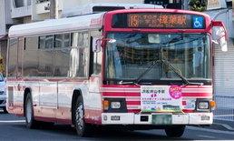 ญี่ปุ่นคิดไกล เผยแผนเตรียมใช้รถเมล์อัตโนมัติไร้คนขับเร็วๆนี้