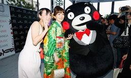 จังหวัดคุมาโมโตะเตรียมเดินหน้าส่งเสริมกิจกรรมของ Kumamon ในระดับนานาชาติ