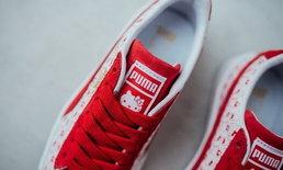 สาวๆ ห้ามพลาด! รองเท้าลาย HELLO KITTY ที่รังสรรค์โดย PUMA