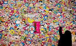 สร้างโดราเอมอนในแบบของคุณ ที่ The Doraemon Ten นาโกย่า 2018