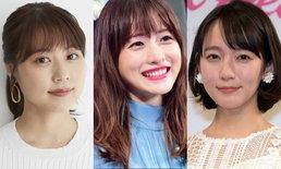 5 อันดับ ดาราสาวญี่ปุ่นที่หนุ่ม ๆ อยากไปออกเดทที่ร้านซูชิสายพานด้วย
