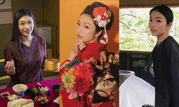 Date Kanako Miss World Japan 2018 เธอคือเหลนแท้ๆ ของไดเมียวยุคเซ็นโกคุ