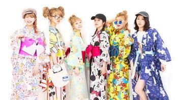 ต้อนรับหน้าร้อนญี่ปุ่นปีนี้ด้วยชุดยูกาตะลายการ์ตูนดิสนีย์สุดน่ารัก