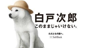 """เสียชีวิตแล้ว """"ไคคุง"""" สุนัขนักแสดงจากโฆษณามือถือค่าย Softbank"""