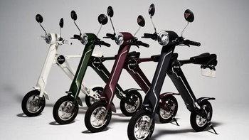 รถแนวใหม่จากแดนปลาดิบ เร็วกว่าจักรยาน สบายกว่ามอเตอร์ไซค์