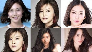 """10 อันดับ ดาราหญิงที่ชาวญี่ปุ่นโหวตว่า """"40 ยังแจ๋ว!"""""""