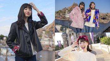 ส่องแฟชั่นสาว ๆ Tokyo Disneyland กับคอสตูมคอลเลคชั่นหน้าหนาว 2018