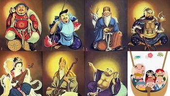ทำความรู้จักกับ เทพเจ้าแห่งโชคลาภทั้ง 7 ของญี่ปุ่น