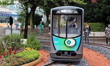 """""""Challenge Train"""" เครื่องเล่นใหม่สำหรับคนชอบรถไฟที่สวนสนุกโทชิมะเอน"""