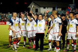 ແຟນບານຕົກໃຈ!!! ທີມລ້ານຊ້າງຢູ່ໃນເຕັດ ຈະຖອນຕົວອອກຈາກການແຂ່ງຂັນ ລາວລີກ 2017 ແລະ AFC CUP 2017