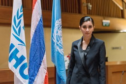 ປູໄປຣຍາ ກັບບົດບາດທູດ UNHCR