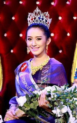 ຜູ້ຈັດການປະກວດ Miss Laos 2016 ເຜີຍ ຍ້ອນຄວາມຜິດພາດຈຶ່ງຢືມມຸງກຸດຂອງປີກາຍໄປໃສກ່ອນ