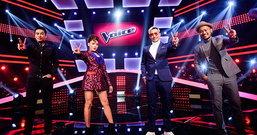 "4 Coach ປິດຈ໋ອບຮອບ Blind Audition ""The Voice 5"" ຄື້ນລູກໃໝ່ບຸກສະນັ່ນເວທີ"