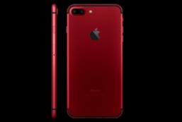 Apple ກຽມເປີດຕົວ iPhone 7 ສີແດງ ຮຸ່ນປັບປຸງ ໃນເດືອນ ມີນານີ້