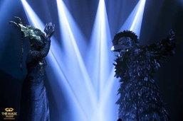 ຖອດໜ້າກາກ ມັງກອນ ຮືຮາກັນສະນັ່ນໂຊຊຽວ The Mask Singer
