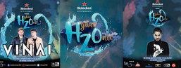 ມາຮູ້ຈັກ DJ ລະດັບໂລກຄົນໃດແດ່ທີ່ຈະມາຮ່ວມງານ Hydrozonic Water Festival ປີໃຫມ່ 14-15-16 ນີ້
