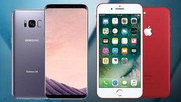 10 ສິ່ງທີ່ Samsung Galaxy S8 ເຮັດໄດ້ ແຕ່ iPhone ເຮັດບໍ່ໄດ້