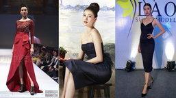 ເມ ວິຈິດຕາ ນາງແບບເຊັກຊີ້ ເຈົ້າຂອງຕຳແໜ່ງ Lao Super Model 2016
