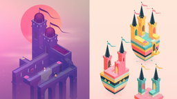 Monument Valley 2 ພາກຕໍ່ຂອງເກມຊື່ດັງປ່ອຍໃຫ້ຜູ້ໃຊ້ iOS ດາວໂຫຼດແລ້ວ