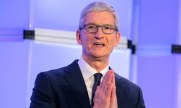"""Apple ຍອດຂາຍ iPhone ຫຼຸດລົງ 17% ຂະນະທີ່ລາຍຮັບຈາກທຸລະກິດ """"Services"""" ຍັງຄົງເຕີບໂຕ"""