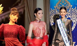 """Look ໃດກໍປັງ! ສ່ອງແຟຊັນຂອງ """"ເມ ວິຈິດຕາ"""" Miss Universe Laos ຄົນຫຼ້າສຸດ"""