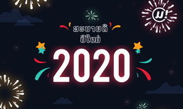 ສຸກສັນວັນປີໃໝ່ 2020
