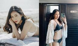 """ເຜັດກວ່ານີ້ມີອີກບໍ່? ລວມພາບໂຊຫຸ່ນ ແອວ S ເຊັກຊີ່ຂອງ """"ຢາດຟ້າ"""" Miss Intercontinental Laos 2019"""