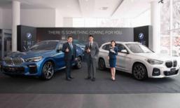 BMW Premium auto Laos ເປີດໂຕລົດລຸ້ນໃໝ່ຫຼ້າສຸດ The new BMW X1 & The all new BMW X6