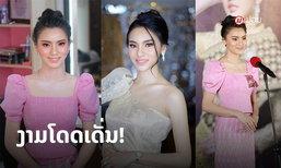 """ຮູ້ຈັກ """"ນູ່ນີ່ ພິລາວົງ"""" ໃຫ້ຫຼາຍຂຶ້ນ ງາມໂດດເດັ່ນ ໃນເວທີ Miss Laos"""