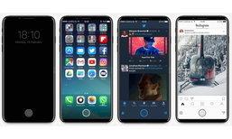 ເປີດພຣີອໍເດີ້ຟີມກະຈົກກັນໜ້າຈໍແຕກຂອງ iPhone 8 ພ້ອມເຜີຍດີຊາຍດ້ານໜ້າຕົວເຄື່ອງ