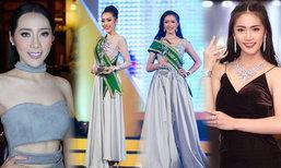 ມາສ່ອງຄວາມສົດໃສຂອງສອງສາວ ຮອງອັນສາມ ແລະ ຮອງອັນດັບສີ່ ຈາກເວທີ Miss Grand Laos ກັນດີກວ່າ